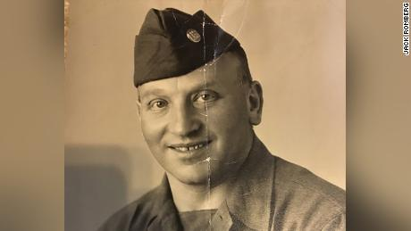 Decades apart, the story behind the revered German Jewish war hero on both sides of the Atlantic