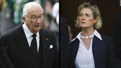 Belgian king's secret daughter wins the right to call herself a princess
