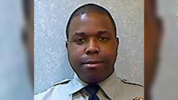 Prince George's County Officer Michael Owen Jr. was arrested Tuesday.
