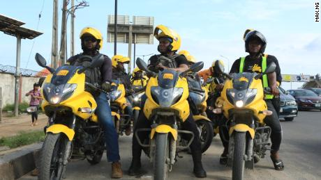 Motorcycle-hailing startups are no longer allowed on major roads and highways in Lagos.