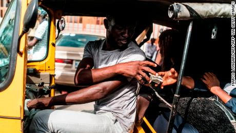 Commercial tricycles popularly known as Keke napep are now restricted from major hubs in Lagos, including Ikeja, the state capital