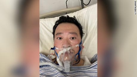 This Chinese doctor tried to save lives, but was silenced. Now he has coronavirus