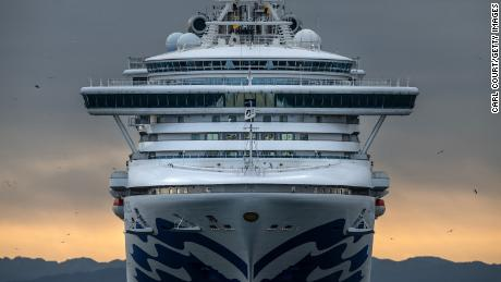 & # 39; A contaminated prison & # 39;: Scared and angry passengers are trapped on three cruise ships in the outbreak of the coronavirus