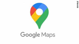 Below is the new logo of Google Maps revealed by the Company
