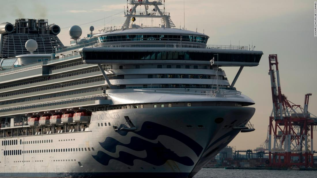 Photo of The United States evacuates Americans on a cruise ship quarantined in Japan since the outbreak of the coronavirus