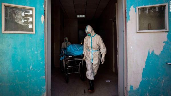Coronavirus news and live updates: South Korea cases pass 150 - CNN