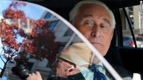 Stone's former prosecutor says Stone was treated differently