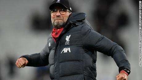 Jurgen Klopp merita tutto il credito per il Liverpool's successo.