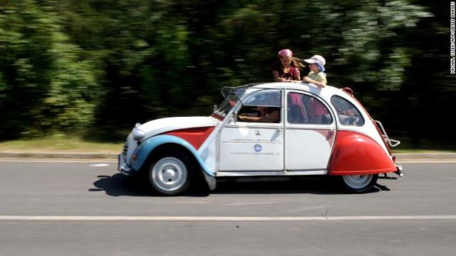 In many ways, the Ami is a successor to the Citroën 2CV, known for being innovative, practical and cheap.
