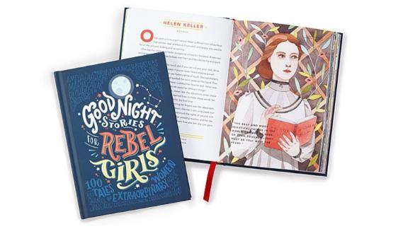 Uncommon Goods 'Good Night Stories for Rebel Girls'