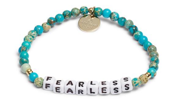 Fearless Beaded Stretch Bracelet