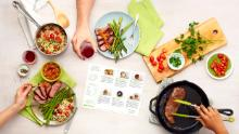 Staying home? These meal kit delivery services will keep you eating well