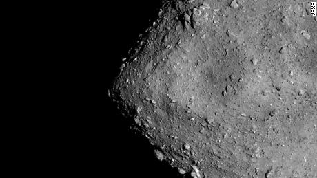 What Scientists Learned After Shelling A Small Cannon In Earth's Asteroid