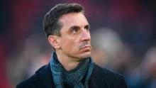 Former Manchester United defender Gary Neville says EPL return can wait.