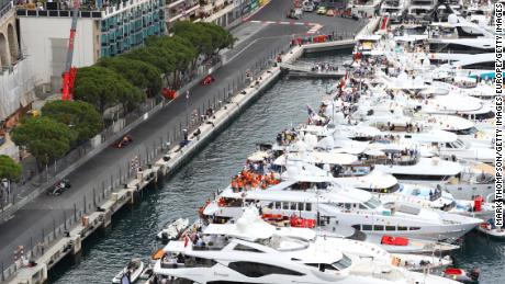 The Monaco GP is one the highlights of the season.