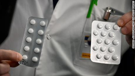 FDA warns of serious side effects of drugs touted by Trump to treat coronavirus