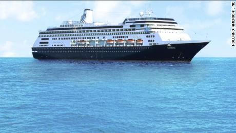 Holland America's cruise ship Zaandam, with sick passengers and crew members on board, is looking for a berth.