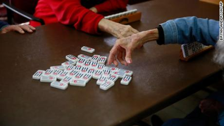 The epidemic elderly in America were already facing