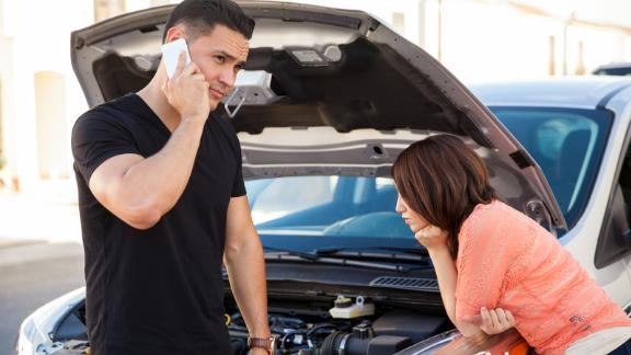 You'll have access to roadside assistance with the Wells Fargo Platinum Card.