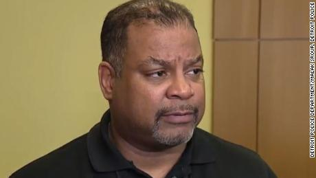 Detroit Police Department Captain Jonathan Parnell was a true leader, his chief said.