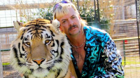 & # 39;  Tiger king & # 39;  The zoo suspends its license after the feed is closed