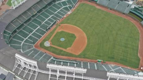 MLB should wrap up baseball season by October, Dr. Fauci tells LA Times