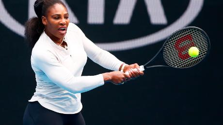 Serena Williams is one title away from tying Margaret Court's all-time singles record (24).