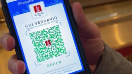 China is fighting coronavirus with digital QR code.  This is how it works