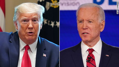 Trump, Biden launch battle over China that could define 2020 election