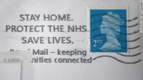 """""""Stay home, protect the NHS, save lives"""" has become the central coronavirus message in the UK."""