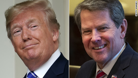Task force members sent Birx to convince Trump to denounce Kemp's Georgia reopening decision, source says