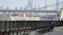 Bleach and sunlight can kill coronavirus on a park bench, but they can be harmful to the body