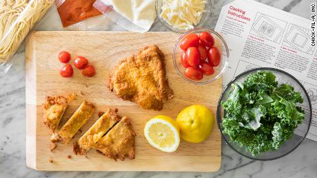 Chick-fil-A Launches Meal Kit While More People Eat At Home