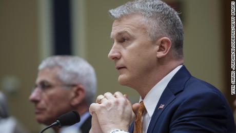 Ousted vaccine director files whistleblower complaint alleging coronavirus warnings were ignored