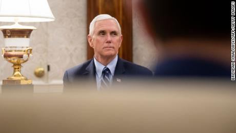 Pence tries to declare coronavirus over as Trump pushes reopening and campaigning
