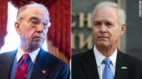 GOP senators publish list of Obama officials in latest effort to undermine Russian investigation