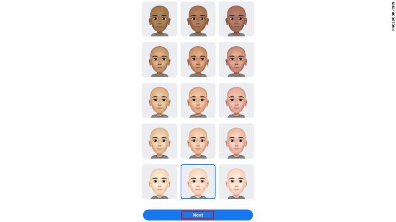 200517192515 05 facebook avatar how to exlarge 169 - Facebook lanza sus avatares en EU