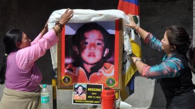 China Kidnaps The Next Lama - Telugu Editorials
