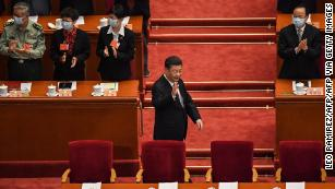 China prepares to stage annual parliamentary meeting as leaders look to send message of national unity