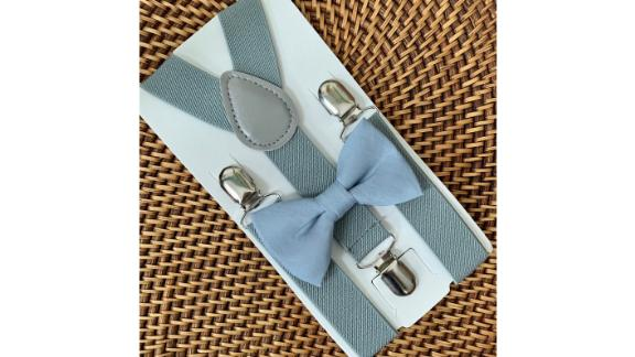 Bow Tie and Suspenders from TheBoldBowTie