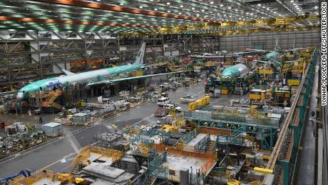 Here's the good news in the aviation industry: Boeing's canceled orders declined