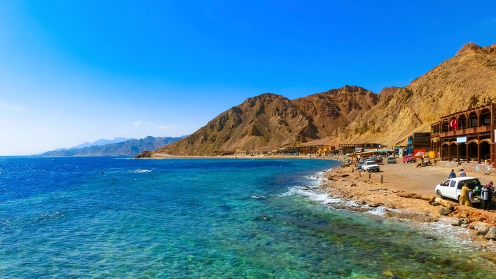 Why Egypt's Dahab is the perfect Red Sea resort town | CNN Travel