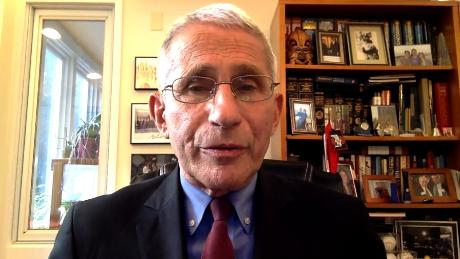 Fauci: States should rethink reopenings if increased hospitalizations