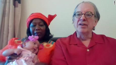 Пандемия помешала мне и моей жене забрать ребенка в Америку