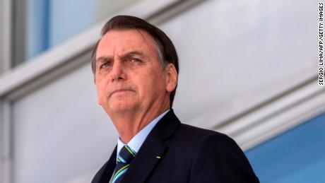 Investigation launched after Bolsonaro tells Brazilians to inspect hospitals themselves
