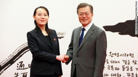 Chaos in Korea sees Kim Jong Un's sister growing stronger than ever