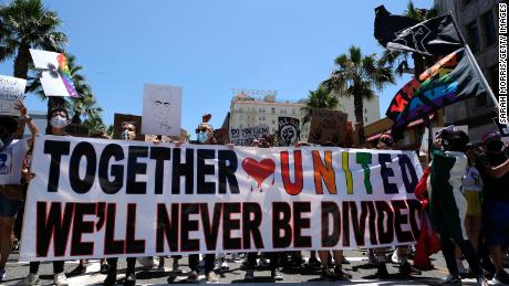 California forges a path through America's racial divide