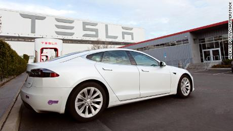 The new Tesla Model S can earn 400 miles on one charge.  Here's why that may not matter