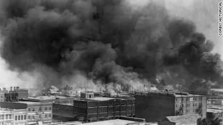 Descendants of the Tulsa racial massacre in 1921 demand justice as the nation faces a racist past