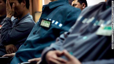 Shanghai's Qingpu Prison is the main detention center for foreigners convicted of crimes in China.